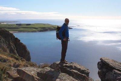 Me on cliff edge