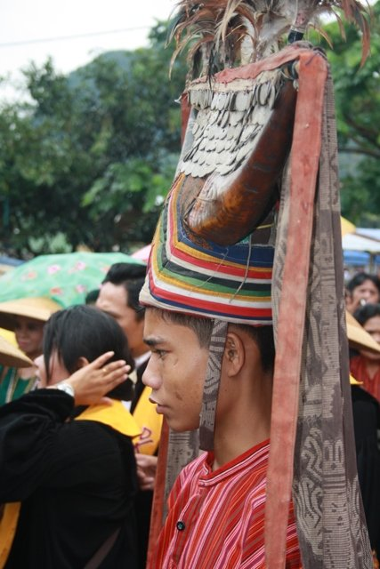 Traditional headdress