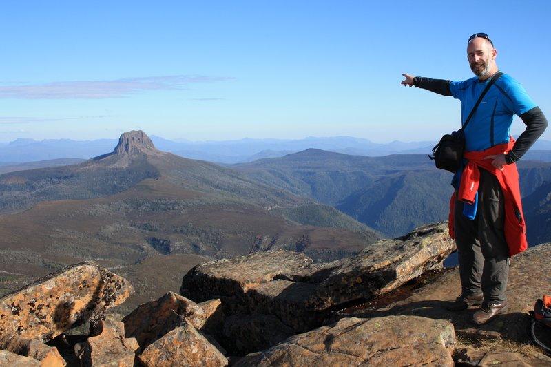 Summit of Cradle Mountain