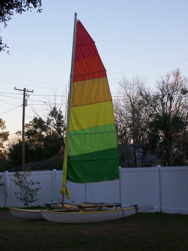 the hobie cat