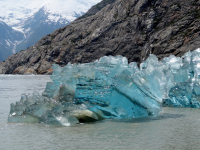 Sawyer glacier, Tracy Arm Fjord
