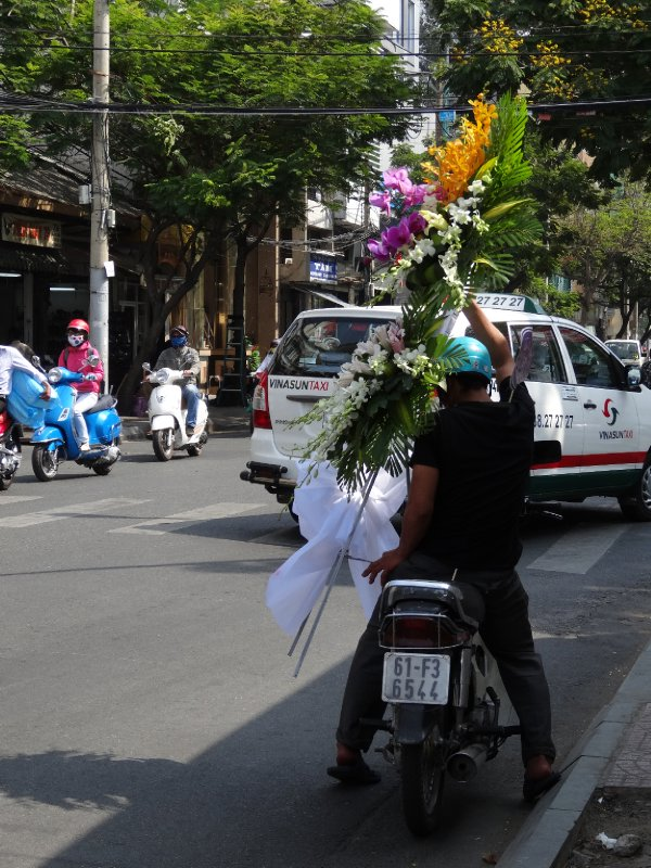 florist delivery service