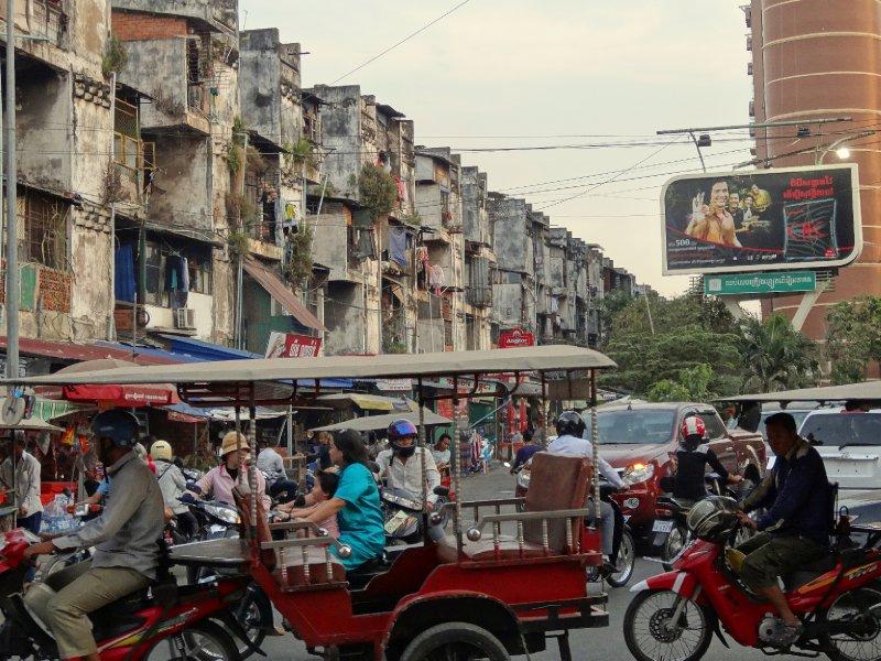 Beung Keng Kong: My Neighborhood