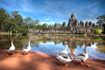 Bayon Temple (Cambodia)