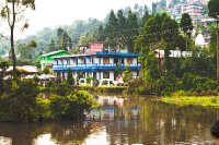 Mirik-a nest in the hills