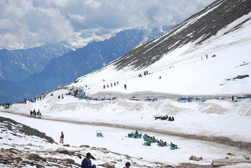 Might of Himalayas