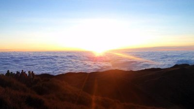 Mt. Pulag's Sunrise