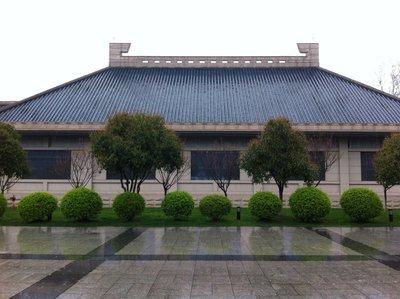 Hubei museum, Wuhan