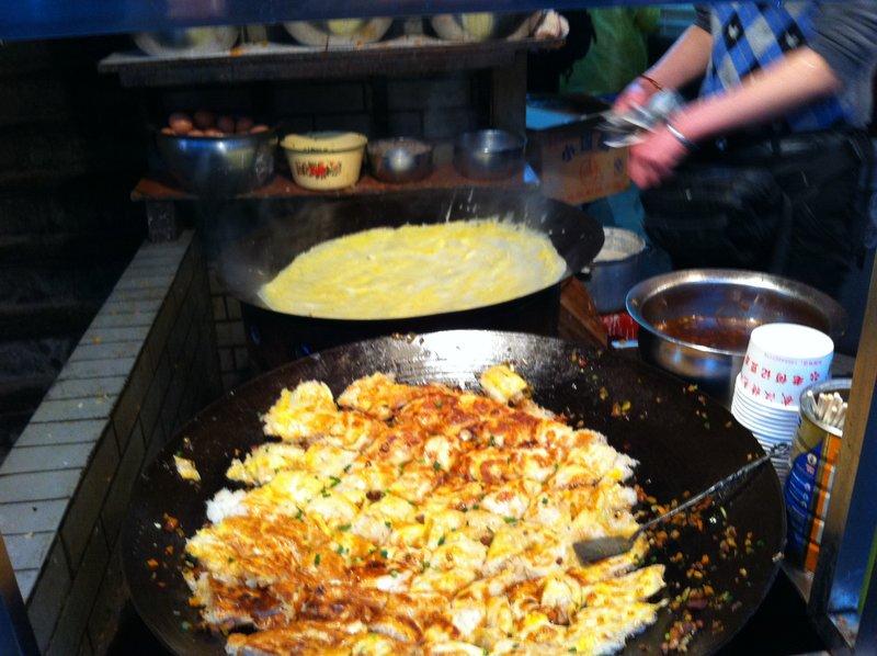 Street food, Wuhan, China
