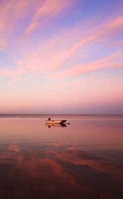 Pink sunset, Dunsborough - Australia