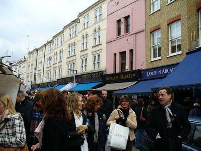 Portobello Rd. Market