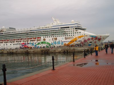 Norwegian Pearl Cruise Ship