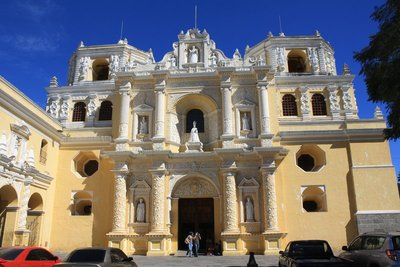 Antiqua, Guatemala, Dec 2014