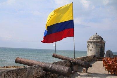 Cartagena City Wall