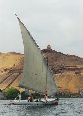 Elephantine Island, Aswan, Dec 99