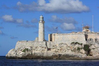 Havana Harbour, Cuba, Dec 2014