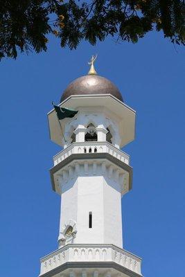 KK Mosque Minaret