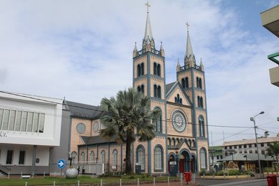 Paramaribo Cathedral