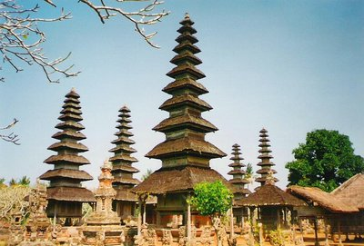 Royal Temple, Bali, Aug 97