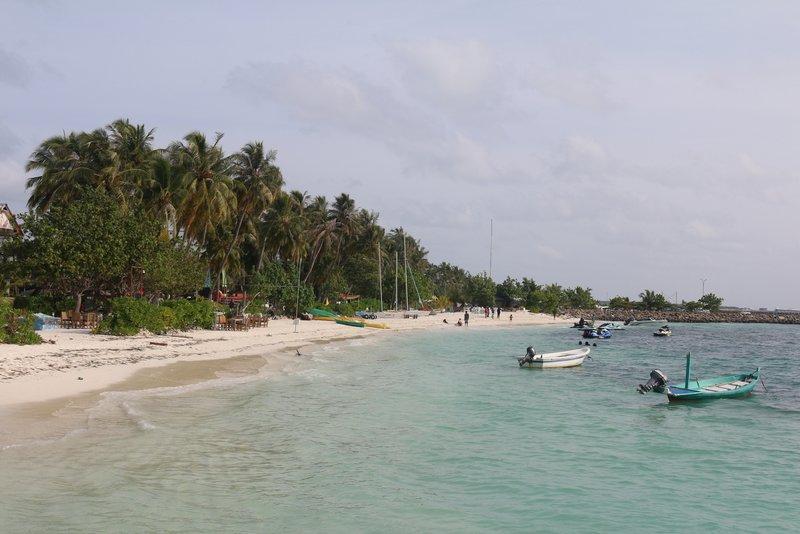 Maafushi Sport Beach
