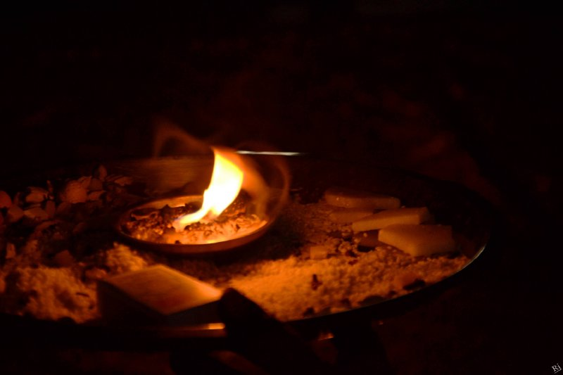 """""""Keep your flame lit, and you will never feel darkness!"""""""