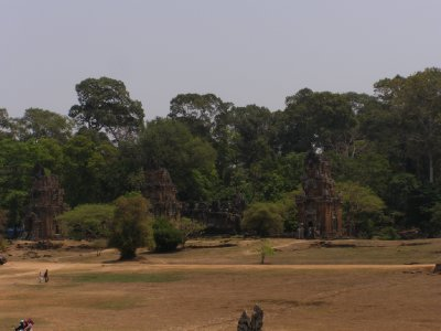 Angkor Thom - Taras Soni (1)
