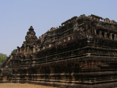 Angkor Thom - Baphuon (3)