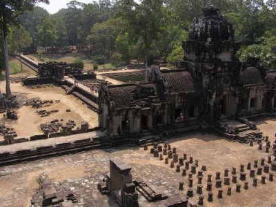 Angkor Thom - Baphuon (4)