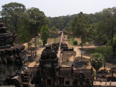 Angkor Thom - Baphuon (5)