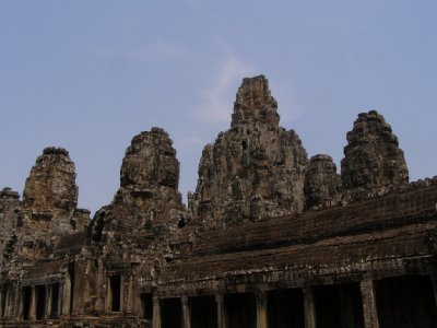 Angkor Thom - Bayon (10)