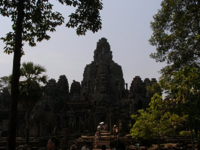 Angkor Thom - Bayon (11)