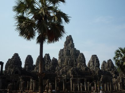 Angkor Thom - Bayon (1)