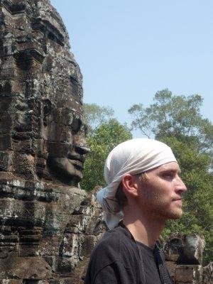 Angkor Thom - Bayon (2)