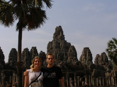 Angkor Thom - Bayon (4)