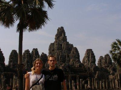 Angkor Thom - Bayon (4)