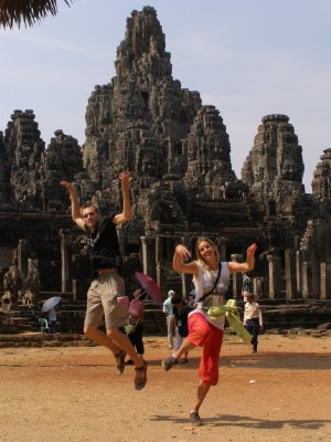 Angkor Thom - Bayon (5)
