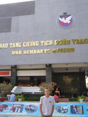 HCMC Muzeum Ofiar Wojennych (2)