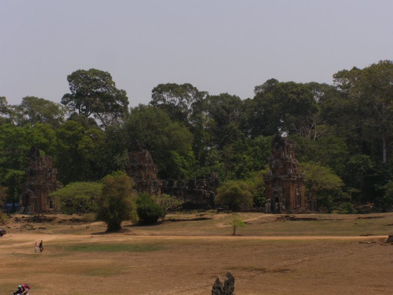 Angkor Thom - Taras Słoni (1)