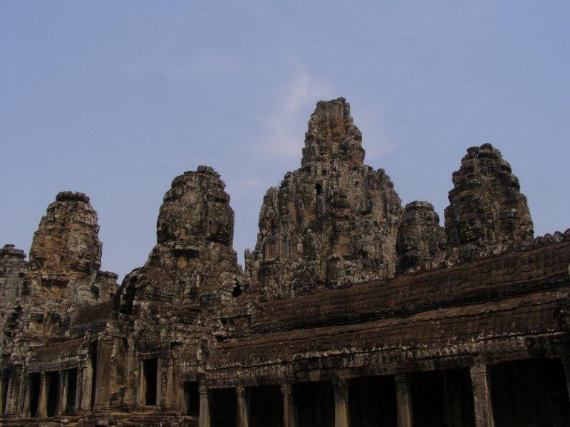 Angkor Thom - Bayon (10)
