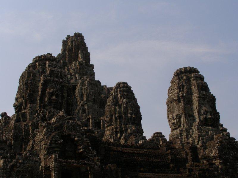 Angkor Thom - Bayon (7)