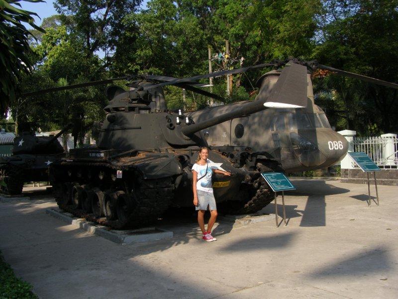 HCMC Muzeum Ofiar Wojennych (1)