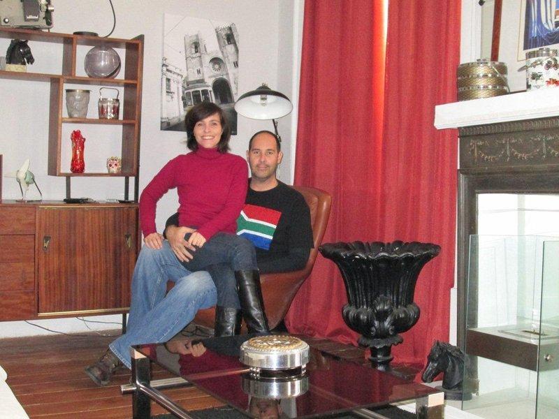 Nosso apartamento em Lisboa