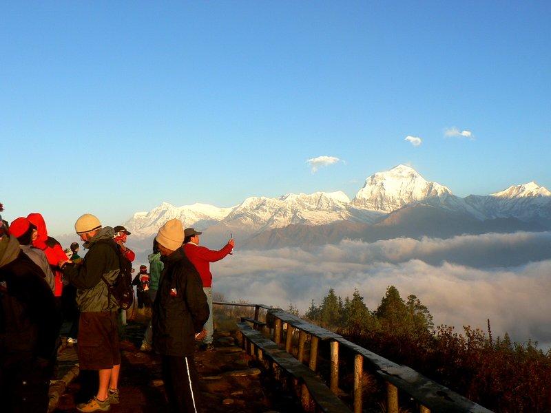 Ghorepani Trekking