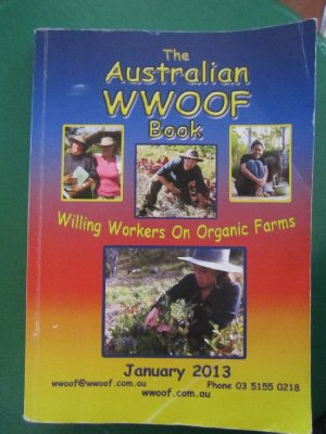 WWOOF book cover