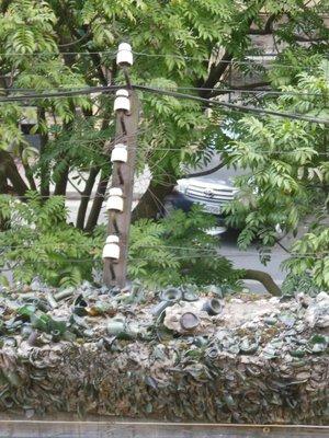 Hoa Lo Prison Walls