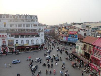 Hanoi Traffic!!!