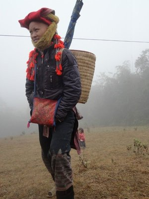 Woman in Sapa