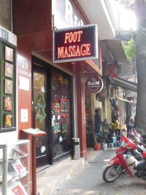 R & M Massage Parlour