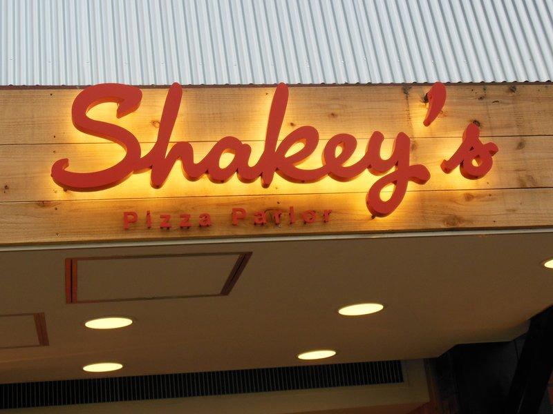 Shakey's Pizza!