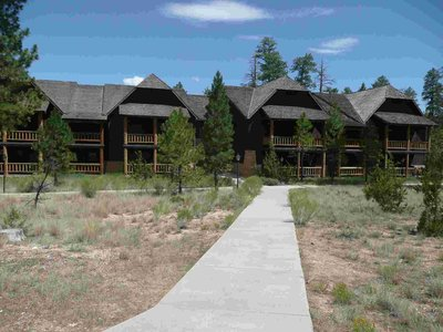 Bryce Canyon Lodge Sunset Unit
